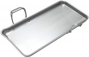 19 Inch Induction 21 Steel Try-Ply Griddle
